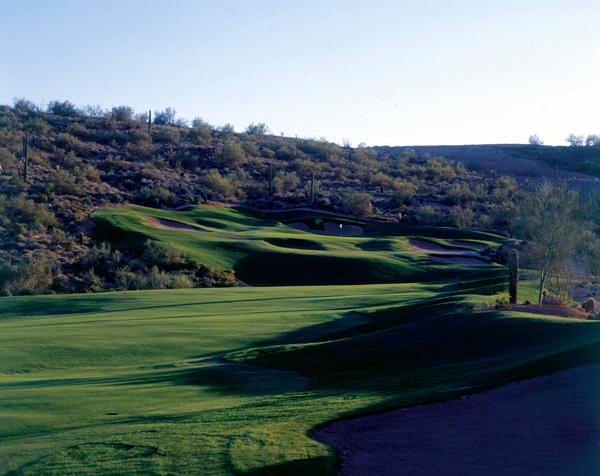 SunRidge Canyon Golf Club | Fountain Hills, Ariz.                           Green fees: $35-$195                           480-837-5100, sunridgegolf.com