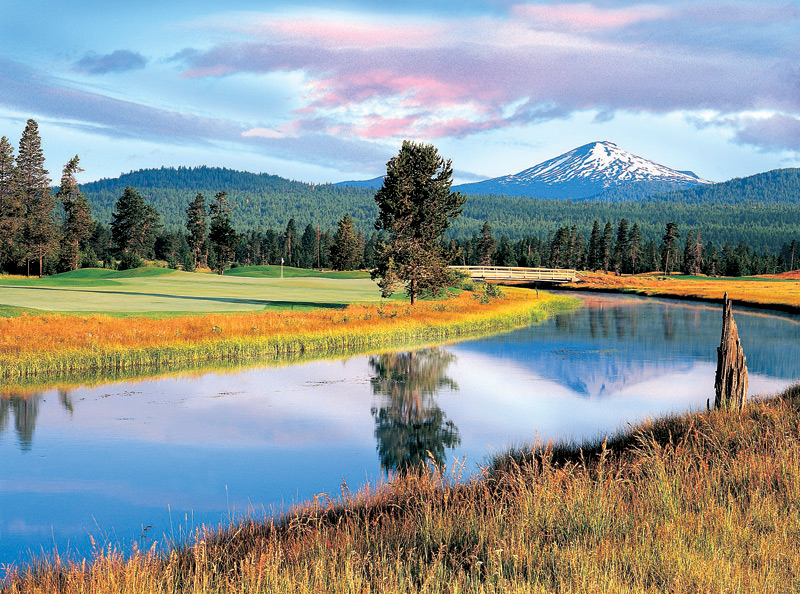 45. Crosswater at Sunriver Resort                            Sunriver, Ore. -- $98-$185, crosswater.com