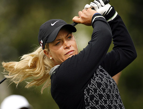 Suzann Pettersen won the Canadian Open by five strokes.