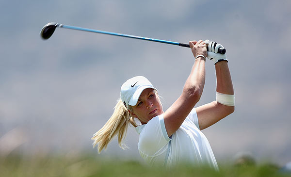 Pettersen's final-round 68 left her one stroke short.