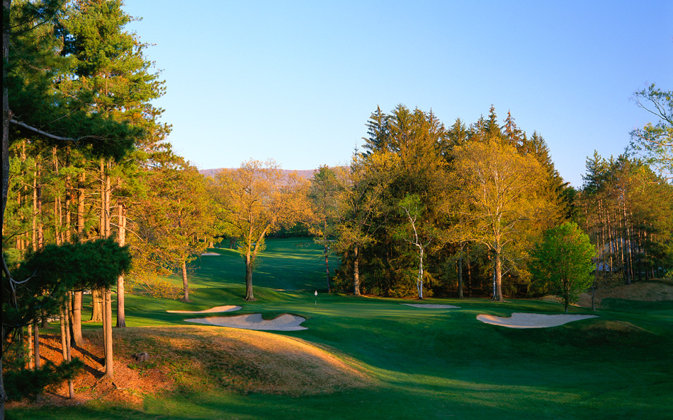 Taconic Golf Club                       Williamstown, Mass. -- $145, taconicgolf.com