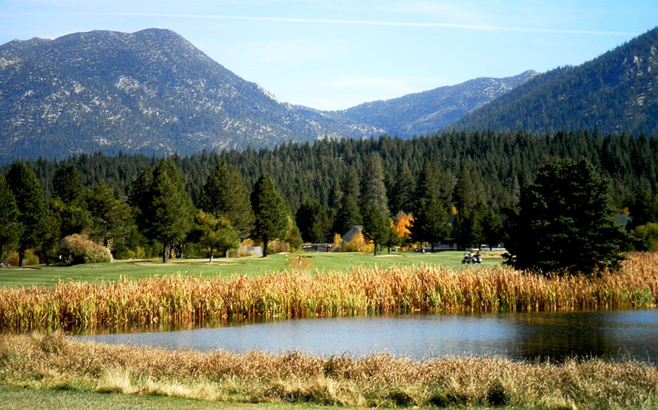 Lake Tahoe Golf Course -- South Lake Tahoe, Calif.                           Submitted by Greg Cleveland