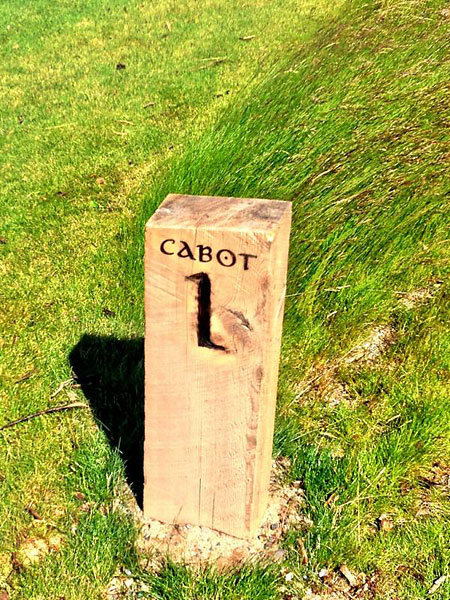 """@eamonlynch: On the first @cabotlinks"""