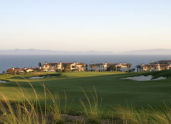 Most Enticing Par-3 Course                       Terranea's inspired collection of one-shotters serves up a totally satisfying golf experience in about an hour and 15 minutes. Todd Eckenrode of Origins Golf Design crafted a walking-only, oceanside gem 17 miles south of LAX that demands a full arsenal of short shots, thanks to steady breezes, a variety of contours on the greens and a surprisingly sophisticated set of bunkers.