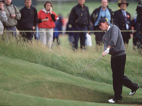 Thomas Bjorn, Denmark                       Muirfield, 2002