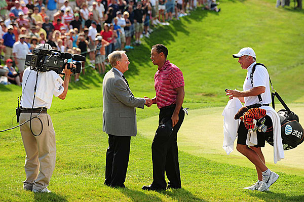 The Memorial Tournament                       Winner: Tiger Woods                       Tiger Woods added another dramatic victory to his resume by birdieing three of the last four holes to shoot 65. It was his fourth win at Jack Nicklaus's tournament and his 67th on the PGA Tour.                        Read the entire story