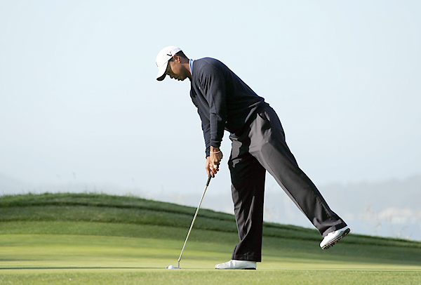 Woods's extraordinary putting at the 2000 U.S. Open helped him to a record 15-shot win. Putting will be even more important this year with the greens playing harder and faster than ever.