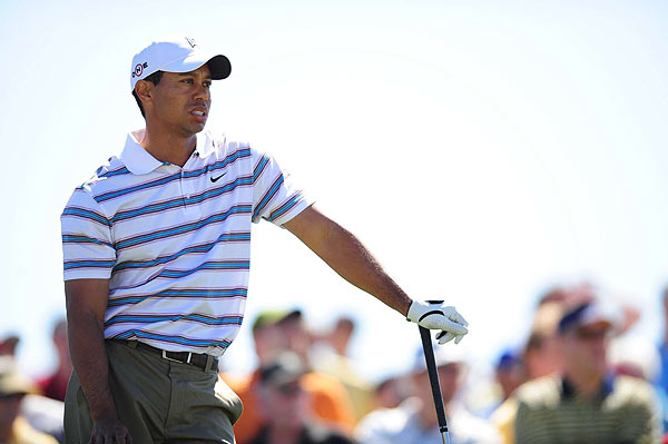 Ogilvy (2006, 2009) and Tiger Woods (2003, 2004, 2008) are the only players to win the WGC-Accenture Match Play Championship multiple times. Ogilvy (3), Woods (15) and Darren Clarke (2) are the only players to win multiple World Golf Championship titles.