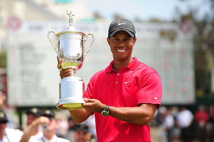 How many more majors will Tiger Woods win?                            ZERO: 6 percent                           ONE: 2 percent                           TWO: 28 percent                           THREE: 18 percent                           FOUR: 20 percent                           FIVE OR MORE: 26 percent                           Based on anonymous poll of 50 Tour pros. Woods needs to win five more to break Jack Nicklaus record of 18 majors.