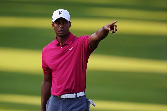 """We like it just the way it's at.""                       --Tiger Woods on whether he's concerned about the status of the Presidents Cup in the United States keeps winning every year."