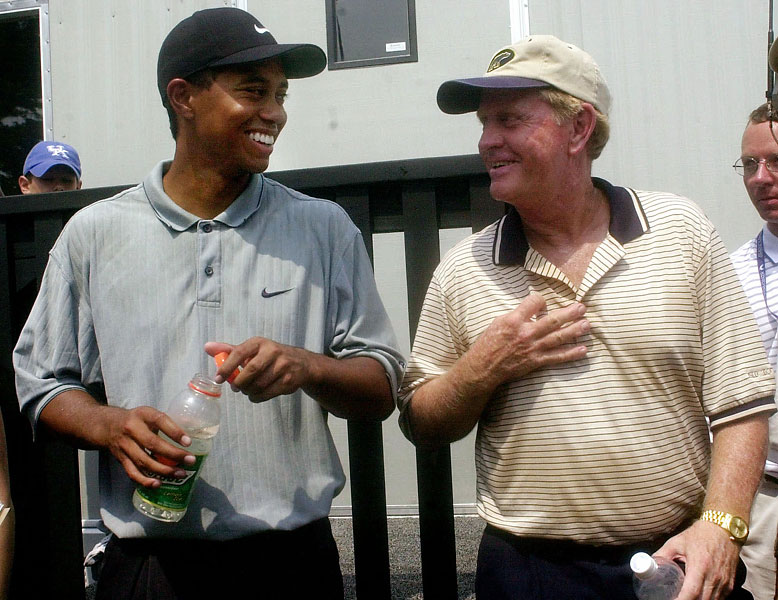 Jack missed the cut at his last U.S. Open in 2000, when Tiger Woods won by an incredible 15 strokes at Pebble Beach.