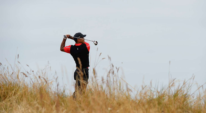 Woods hasn't won a major since the 2008 U.S. Open, and he hasn't broken 70 in the final round of the last seven majors.