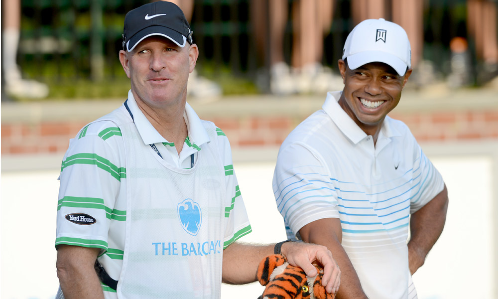 Woods begins the Barclays, the first of four FedEx Cup playoff events, in first place in the standings.