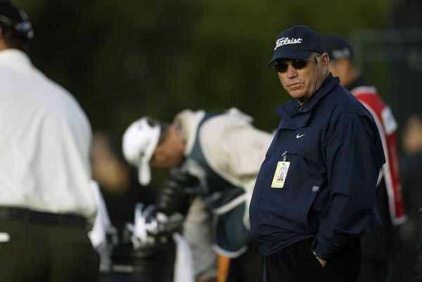 A Bad Year For ...                                                      Charity projects                           Butch Harmon dumps John                           Daly, saying he's fed up with                           Daly's antics. A                           week later 18-handicapper                           Frank                           Schlotsky                           cuts Harmon                           loose when                           Mrs. Schlotsky                           hears what                           Frank paid                           for a lesson.