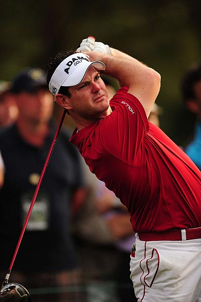 "Rory Sabbatini:                           After losing to Woods at the 2007 Wachovia Championship, Rory Sabbatini said, ""The funny thing is after watching [Tiger] play on Sunday, I think he's more beatable than ever.""                                                       That comment didn't sit well with the world's then-No. 1 player, and when Sabbatini withdrew from Tiger's Target World Challenge later that year, a feud was born."
