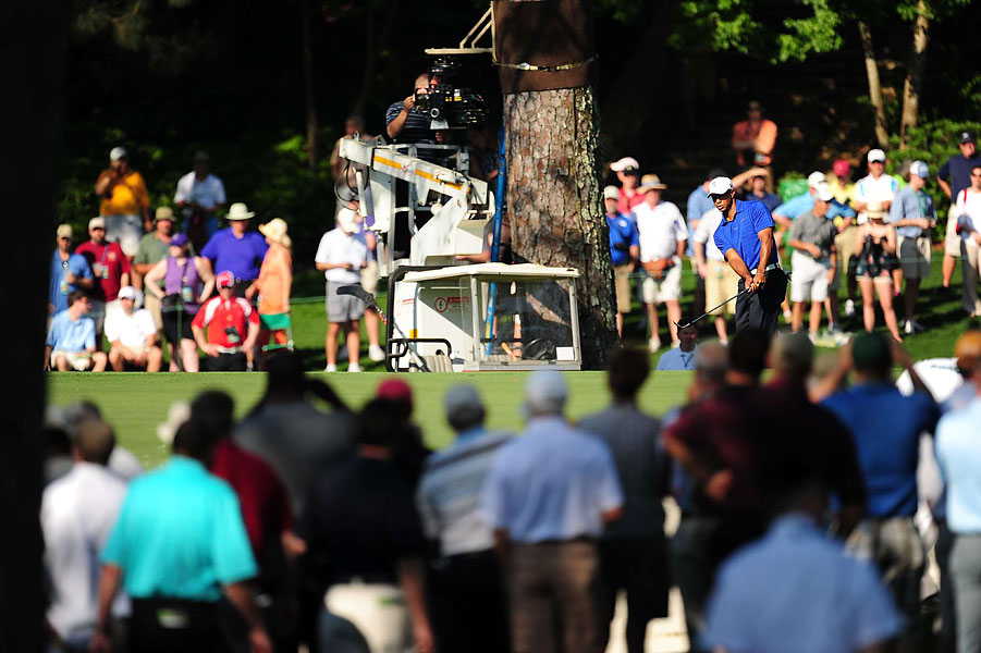 Woods is always the main attraction, and this year will be no exception.