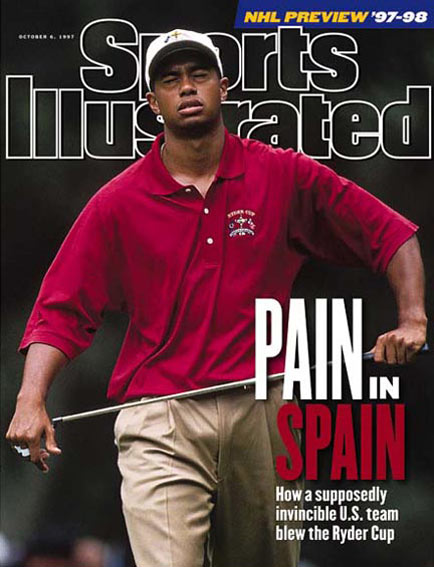 October 6, 1997                       Woods and the U.S. team lose the Ryder Cup.                                               Read the story.