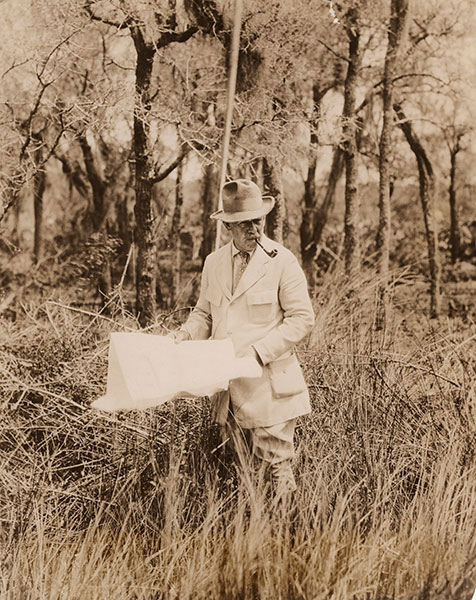 1. A. W. Tillinghast: Renowned for his U.S. Open-worthy northeastern gems such as Winged Foot, Baltusrol and Bethpage Black, Tillie took Texas by storm from 1915 to 1925. At least six original Texas designs remain, including Oak Hills and the public Brackenridge Park, host to 44 Texas Opens between them.