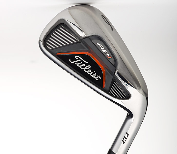 Titleist AP1 712 Irons                       Price: $799, steel; $959, graphite                       Read the complete review                       Go to ClubTest 2013 Homepage