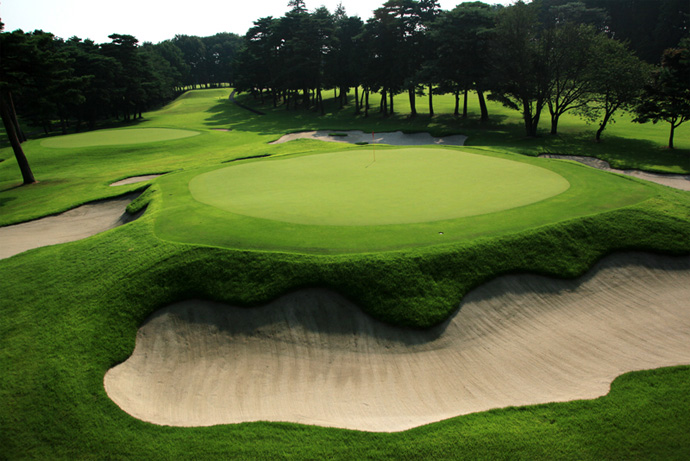 93. Tokyo                           Tokyo, Japan                           More Top 100 Courses in the World: 100-76 75-5150-2625-1
