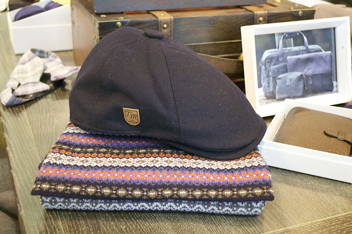 The Tom Morris golf brand -- operated by the St. Andrews Links Trust -- has turned Old Tom into a style icon. Here's a cap from the new line. For more information, check out TomMorris.com.
