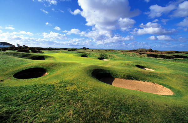 Royal Porthcawl                       Porthcawl, Wales                       #100 World