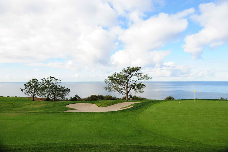 Golf Magazine's Top 100 Courses You Can Play, our biennial list of the best public golf courses in the United States, concludes with Nos. 25-1.                           -- More Photos: 100-76 | 75-51 | 50-26 | Special Section                                                      25. Torrey Pines Golf Course (South)                            La Jolla, Calif. -- $110-$282, torreypinesgolfcourse.com