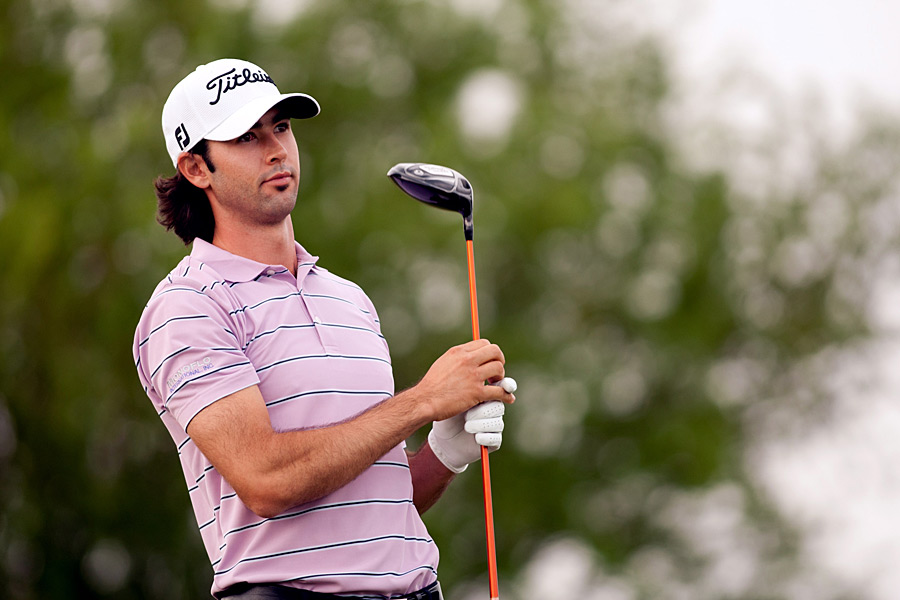 Cameron Tringale moved into contention with a bogey-free 65.