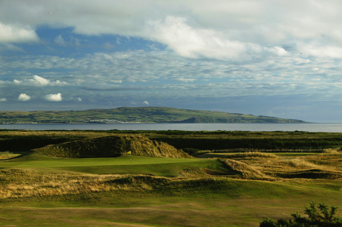 44. Royal Troon (Old)                       Troon, Scotland                       More Top 100 Courses in the World: 100-76 75-5150-2625-1