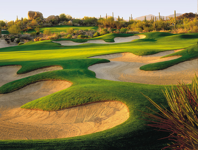 20. Troon North Golf Club (Pinnacle)                            Scottsdale, Ariz. -- $85-$340, troonnorthgolf.com