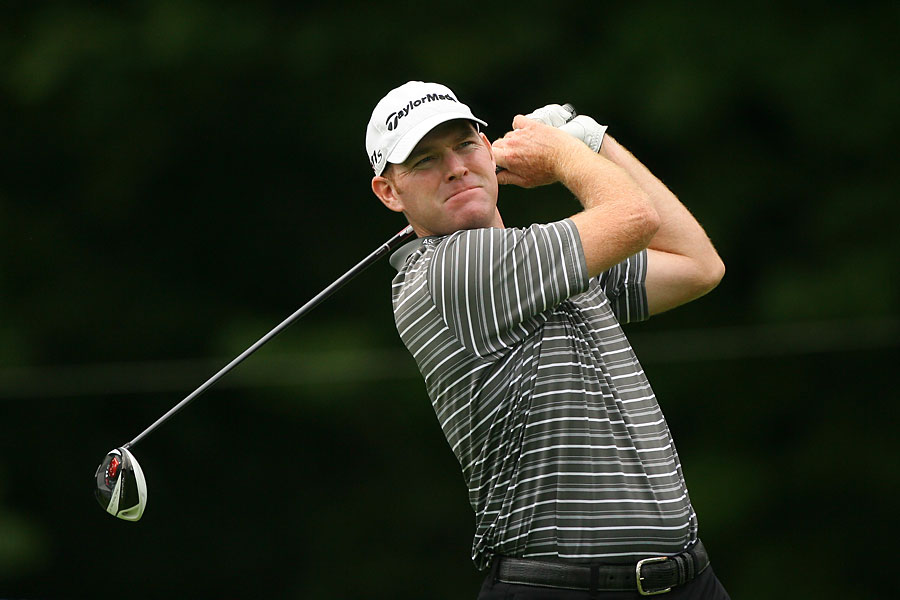 On Thursday, Troy Matteson fired a first round 65 to tie for the early lead.