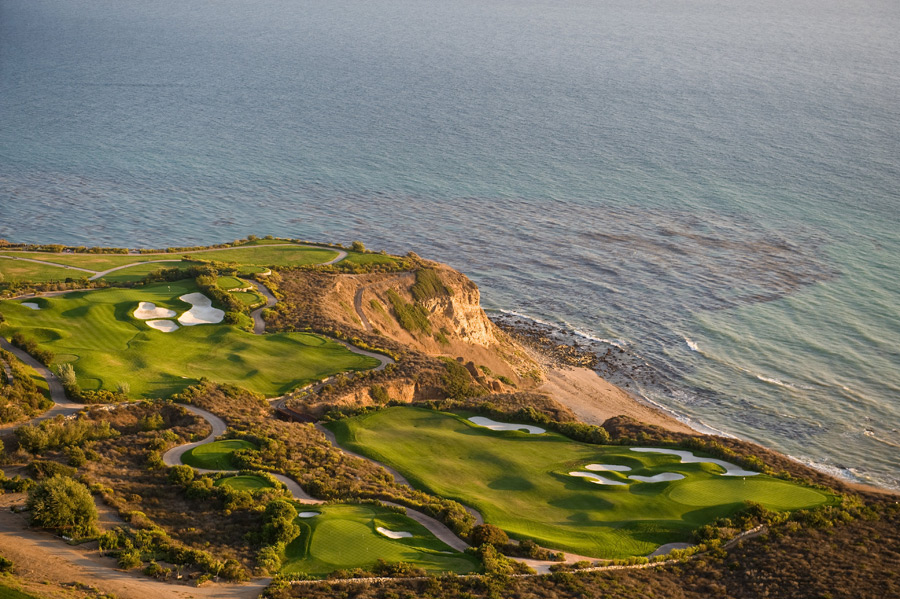 30. Trump National Golf Club Los Angeles                            Rancho Palos Verdes, Calif. -- $160-$275, trumpnationallosangeles.com