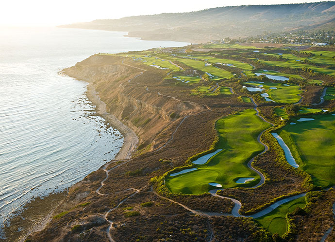 29. Trump National Golf Club Los Angeles Rancho Palos Verdes, Calif.; Donald J. Trump (2005) -- $160-$280, trumpnationallosangeles.com
