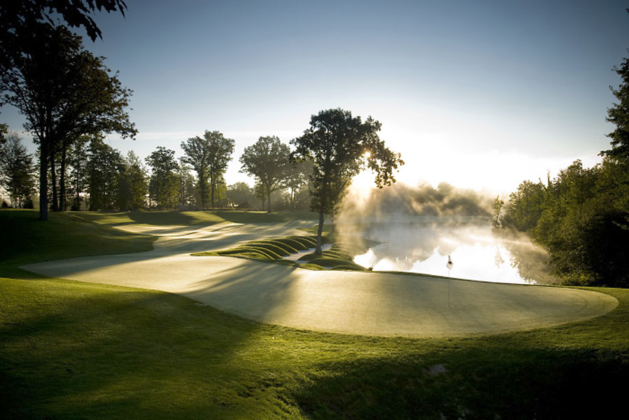 Tullymore Golf Resort                        Stanwood, Mich. -- $75-$160, tullymoregolf.com