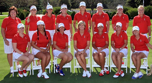 — Meet Team USA                       The 2009 Solheim Cup will be held from August 21-23 at Rich Harvest Farms in Sugar Grove, Illinois.