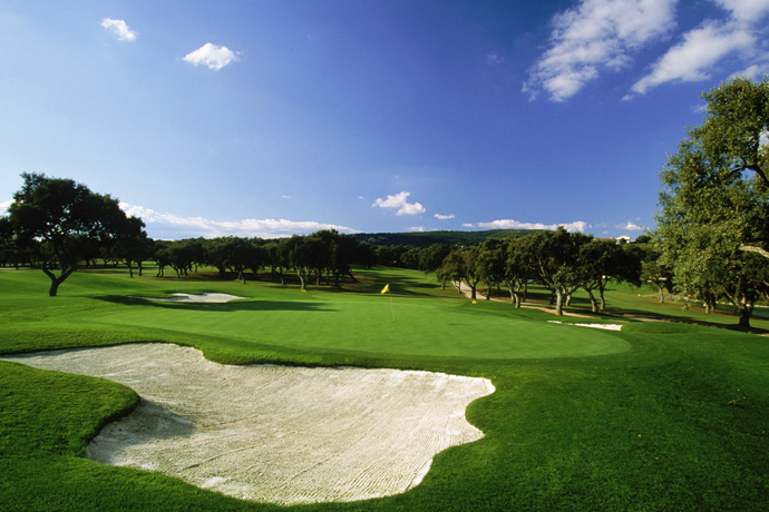 98. Valderrama                           Sotogrande, Spain                           More Top 100 Courses in the World: 100-76 75-5150-2625-1