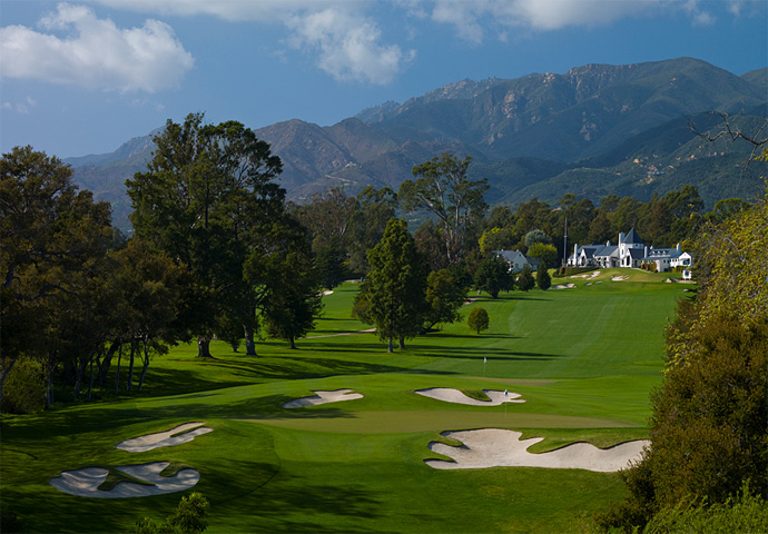 51. Valley Club of Montecito                           Santa Barbara, Calif.More Top 100 Courses in the U.S.: 100-76 75-5150-2625-1