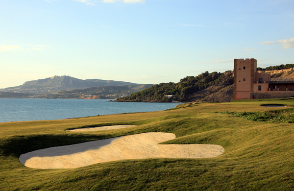 Verdura Golf & Spa Resort | Sciacca, Sicily                           7,458 yards, par 72                           390925998001, verduraresort.com
