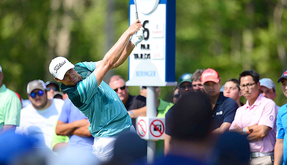 """Watney struggled most of the year until this week. """"Not quite the year I would have wanted, but this really makes it all forgotten,"""" he said."""
