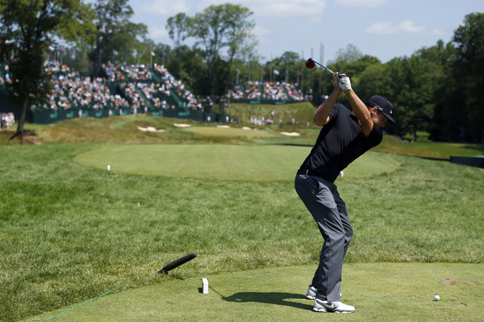 Nick Watney has missed his last two cuts heading into the U.S. Open.