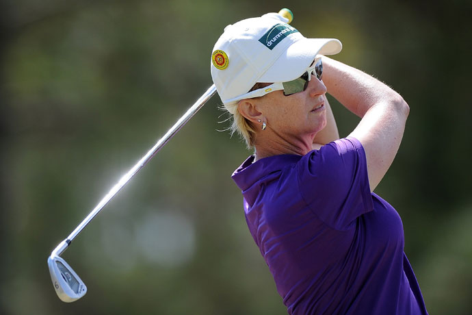 Webb ranks 10th all-time with 41 LPGA Tour victories. Between 1999 and 2002, she recorded six victories and seven top-10s in 16 majors.