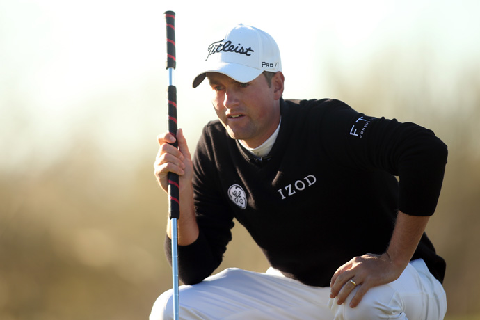 Webb Simpson defeated Gonzalo Fernandez-Castano, 2 up.