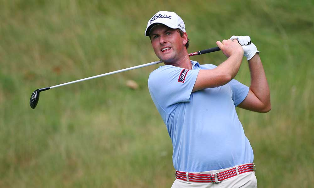 Webb Simpson fired a 65.