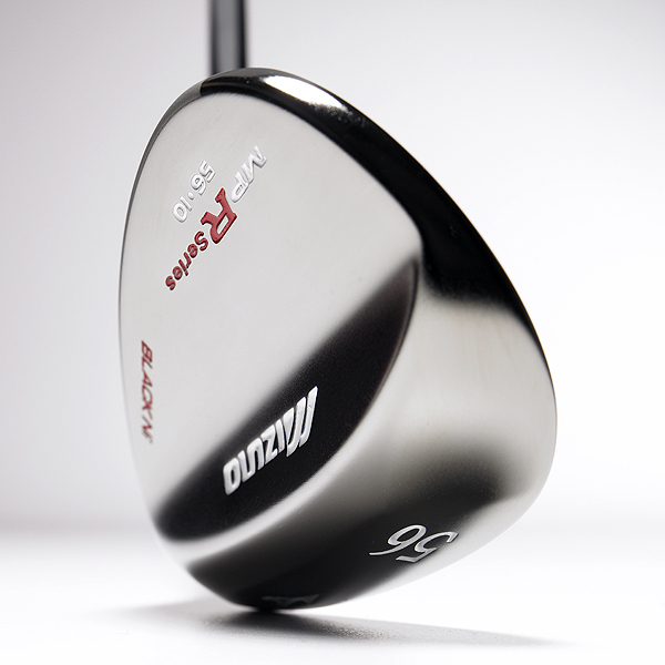 """ClubTest 2007: WedgesGOLF Magazine asked 40 golfers just like you to hit the newest wedges on the market. Here's what our ClubTesters had to say.                                                          Mizuno MP-R Black Nickel                             $99; mizunousa.com                             • Go to Equipment Finder profile to tell us what you think and see what other GOLF.com readers said about this club.                                                                                       We tested: 52°/7° (loft/bounce), 54°/10°, 56°/13°, 58°/10°, 60°/5°, 60°/9° in steel shaft                             Company line: """"Round heads with a black nickel finish that's softer than chrome. Grain Flow Forged from Pure Select mild carbon steel for soft, solid, consistent feel. Computer milled, square grooves.""""                                                          Our Test Panel says: Take these seriously; just shy of the top wedges; buttery soft, responsive feel; classic lines, love the finish; precise in different lies; sole glides effortlessly through sand or turf; would prefer more spin [and control] from rough; off-center shots surrender too much distance.                                                          A pleasure to look at and even better to hit. — Steve Sesko"""