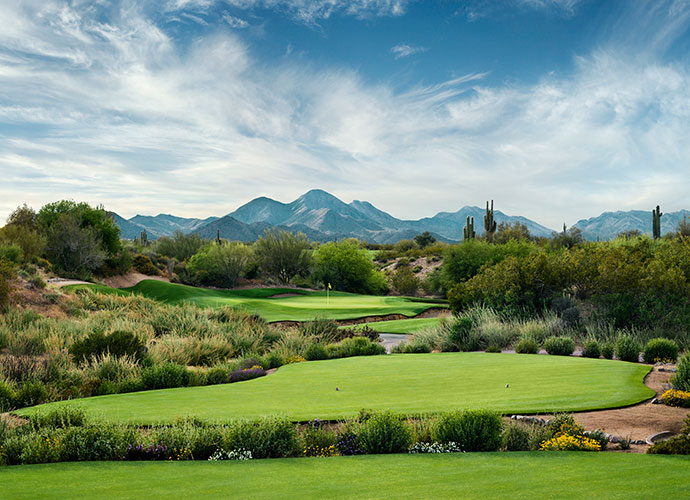 45. We-Ko-Pa Golf Club (Cholla) Fort McDowell, Ariz.; Scott Miller (2001) -- $75-$230, wekopa.com