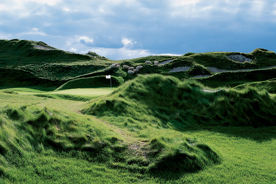 Whistling Straits Golf Club (Irish)                        Haven, Wis. -- $185-$215, americanclubresort.com
