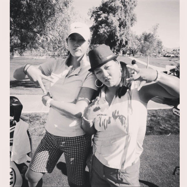 @themichellewie: #TBT We are so cool #KNC2010 #soulsister#fedoraphase @thechristinakim