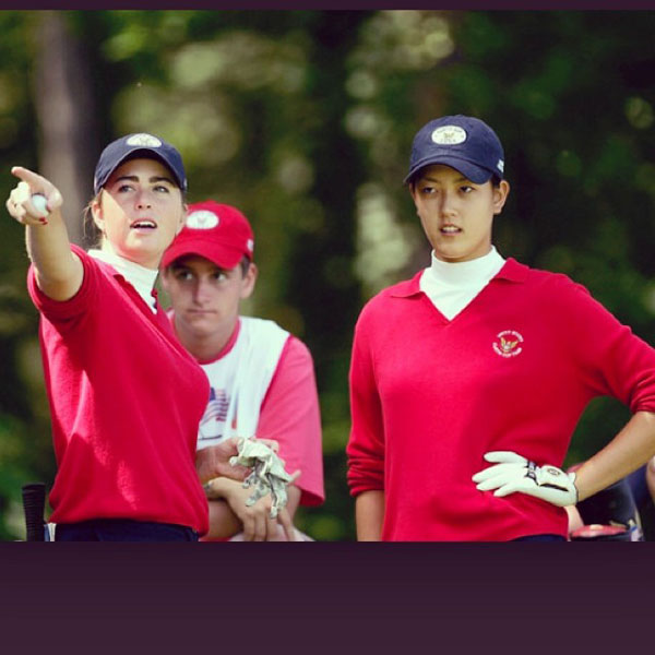 @ThePCreamer: Alright give me your best caption... #curtiscup2004#flashbackfriday