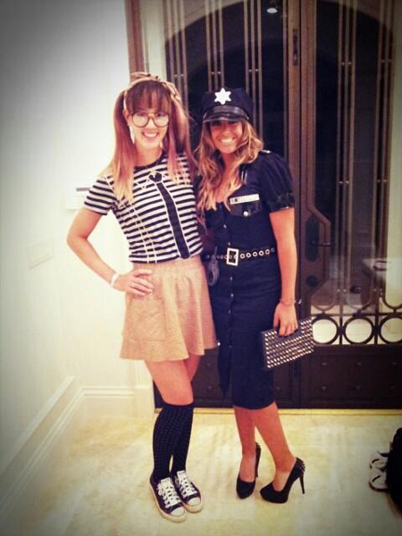Nicole Hage and Michelle Wie: @NicoleHage: Trouble @themichellewie