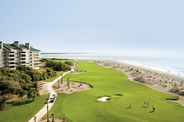 Wild Dunes Resort (Links) | Isle of Palms, S.C.                       Green fees: $120-$145; 843-886-2180; wilddunes.com